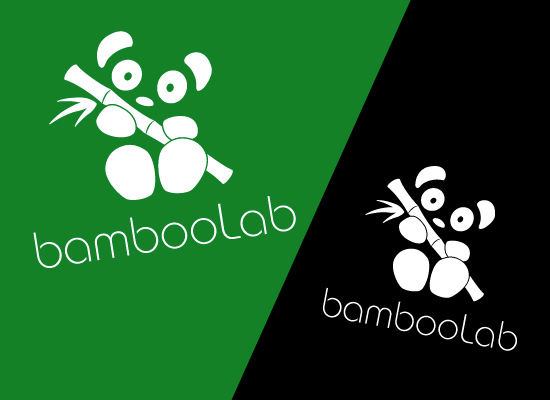BambooLab Logo - Negative Versions